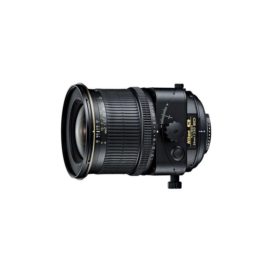 Nikon AI PC-E 24mm f/3.5D ED tilt-shift objektiv Nikkor 24 F3.5 3.5 f/3.5 D Professional prime lens (JAA631DA)