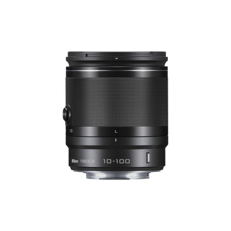 Nikon 1 NIKKOR VR 10-100mm f/4.0-5.6 Black JVA705DA objektiv