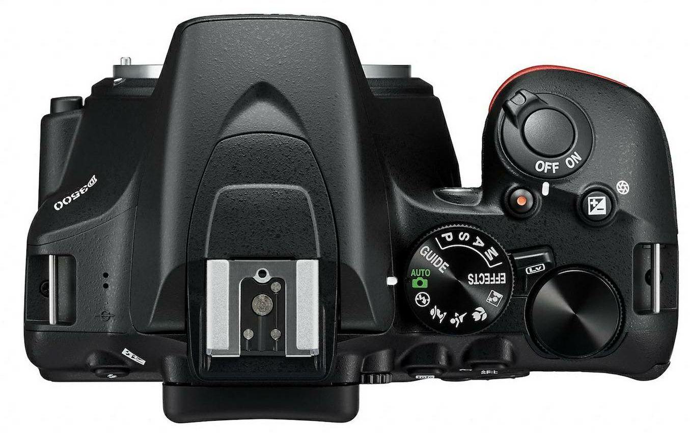 Nikon D3500 + AF-P 18-55 VR + AF-P 70-300 VR DX KIT DSLR digitalni  fotoaparat s objektivima Nikkor 18-55mm i 70-300mm (VBA550K005) 96b0ad374e3