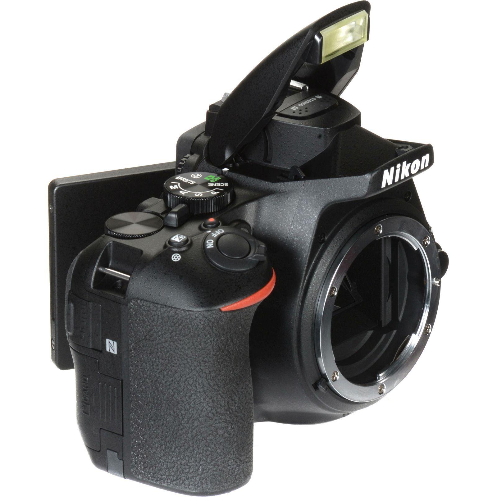 Nikon D5600 Af S 18 105 Vr Dx Kit Dslr Digitalni Fotoaparat Camera Lens Hood Flower 67mm Canon Fujifilm 135mm Sony 200mm 105mm