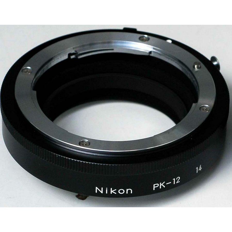 Nikon PK-12 AUTO EXTENSION RING FPW00802