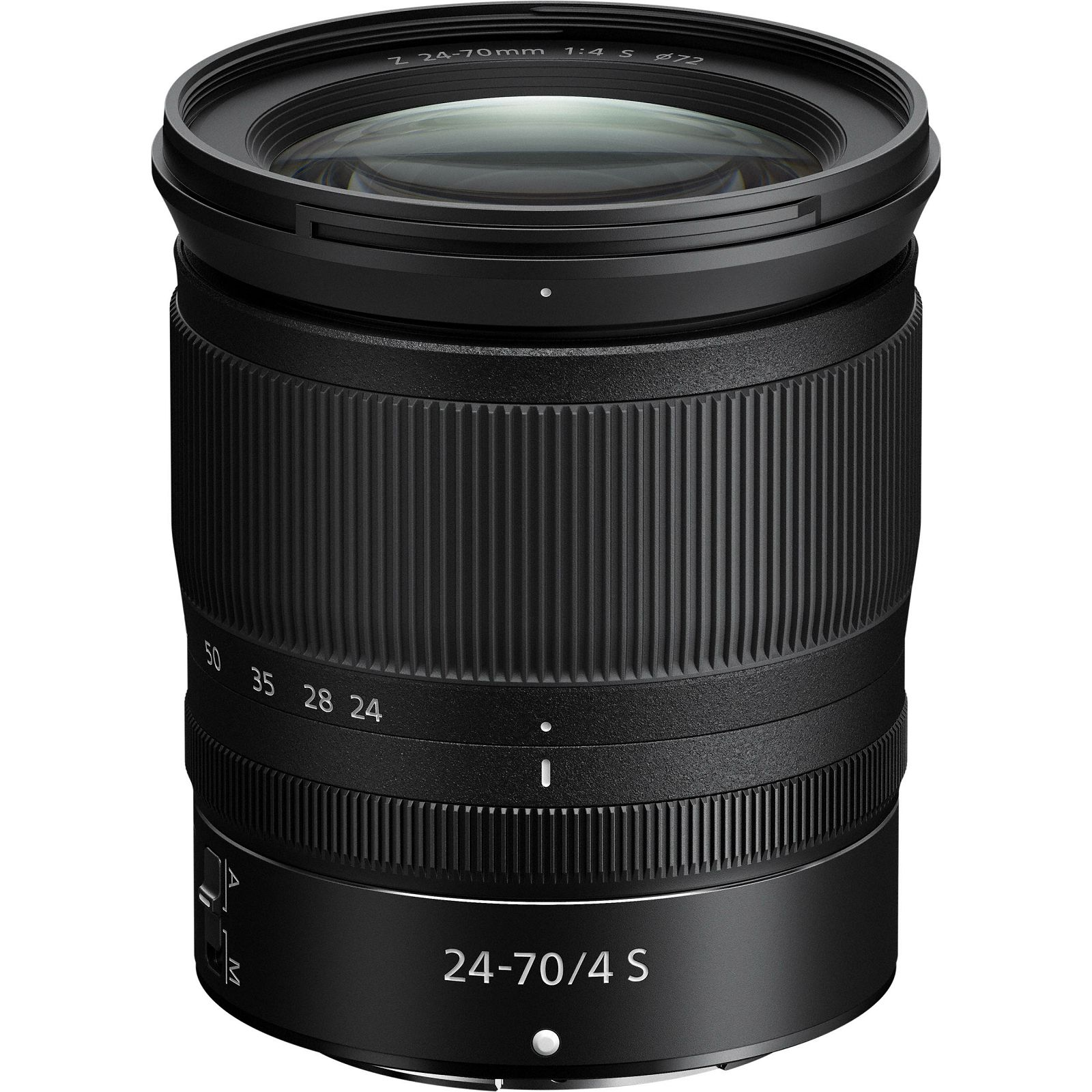 Nikon Z 24-70mm f/4 S standardni objektiv Nikkor 24-70 F4 zoom lens (JMA704DA) - TRENUTNA UŠTEDA