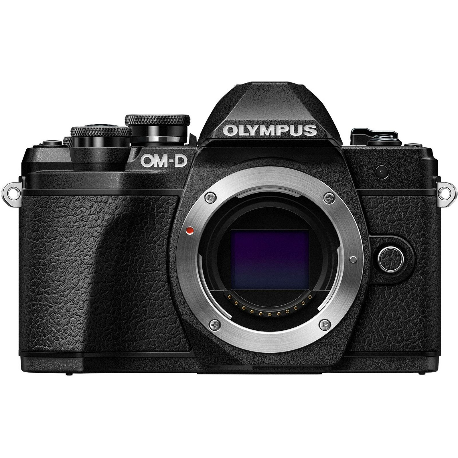 Olympus E-M10 III Body Black crni digitalni fotoaparat tijelo Mirrorless MFT Micro Four Thirds Digital Camera (V207070BE000)