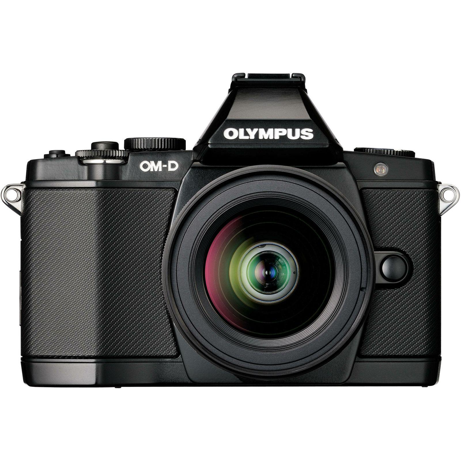 Olympus E-M5 II + 12-50mm Black crni E-M5II 1250 Kit blk/blk 12-50 E-M5 Mark II + EZ-M1250 black incl. Charger + Battery Micro Four Thirds MFT - OM-D Camera digitalni fotoaparat V207042BE000