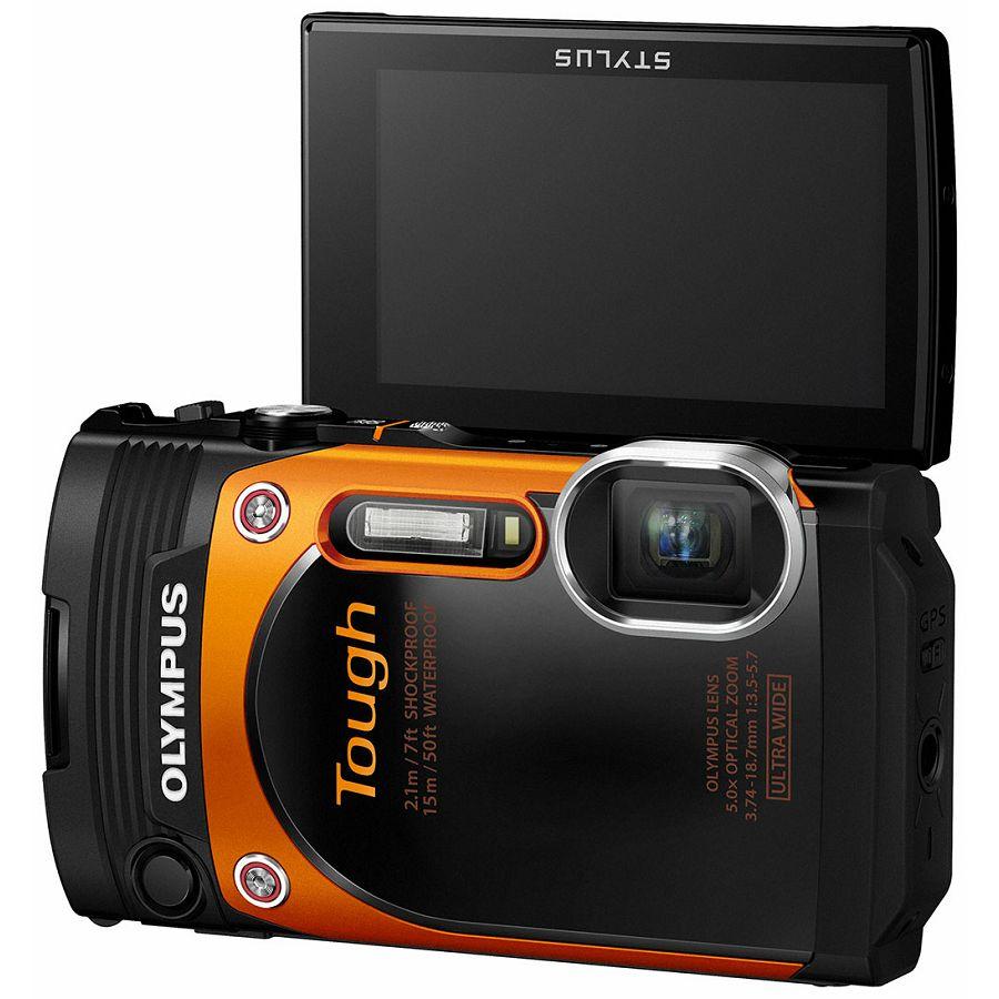 Olympus TG 860 Orange