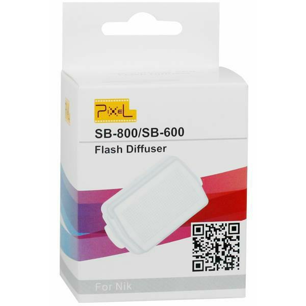 Pixel Flash Bounce difuzor za blic bljeskalicu Nikon SB-800, SB-600, SB800, SB600