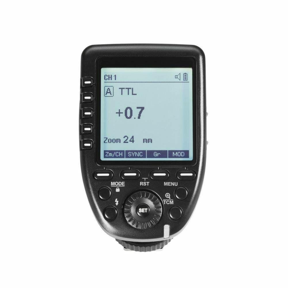 Quadralite Navigator odašiljač X2 M za MFT Olympus Panasonic TTL HSS Wireless control radio trigger