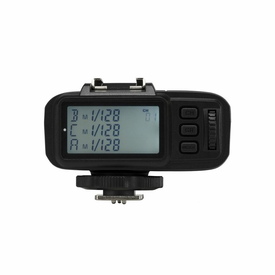 Quadralite Navigator XN komplet odašiljač + prijemnik za Nikon i-TTL HSS Wireless control radio trigger