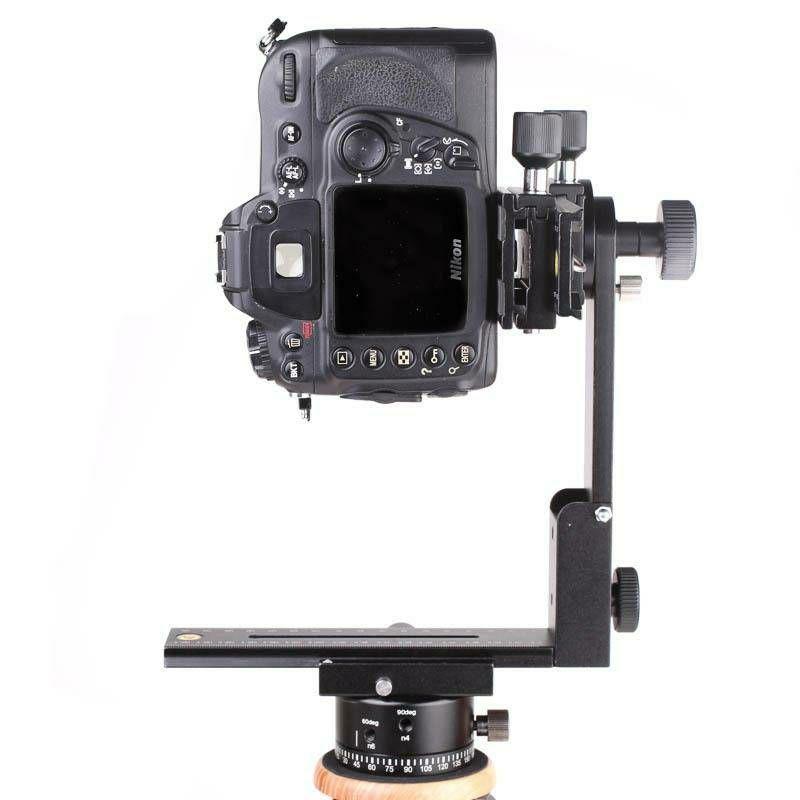 Quenox Multi-row panoramska fotografska glava za fotoaparate panoramic head