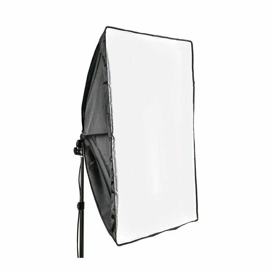 Quenox Softbox 50x70cm + nosač za 4x E27 žarulje