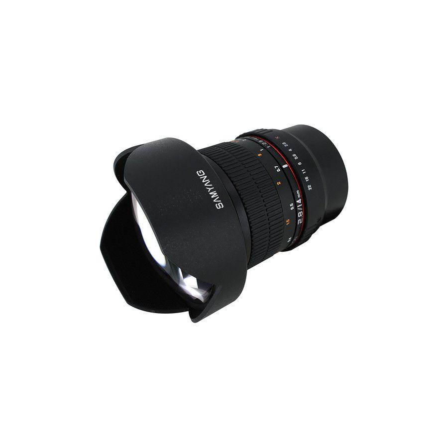 Samyang 14mm f/2.8 IF ED UMC za Sony E - Mount