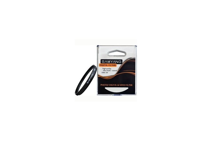 Samyang UMC UV filter ultra multi-coated 52mm