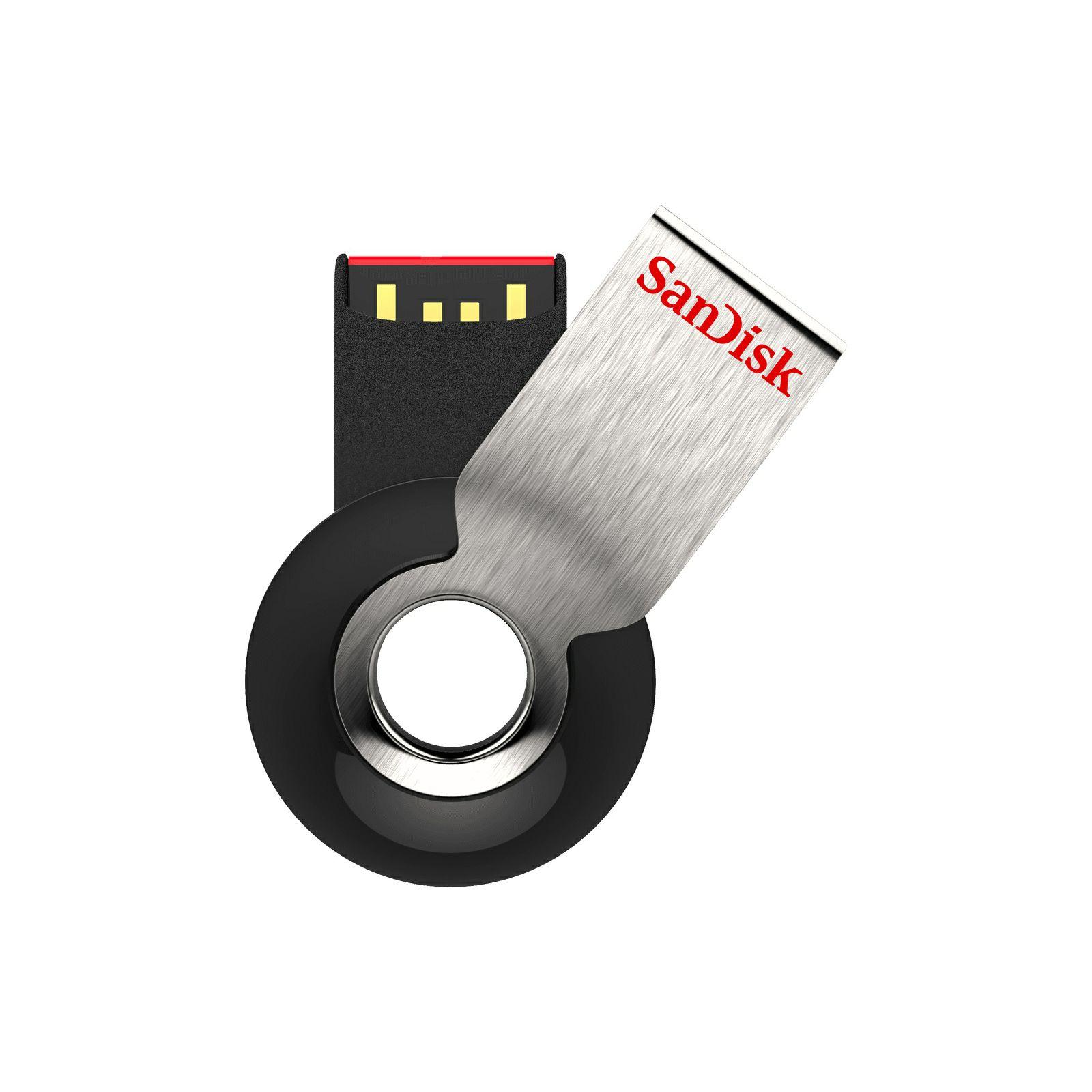 SanDisk Cruzer Orbit 4GB SDCZ58-004G-B35 USB Memory Stick