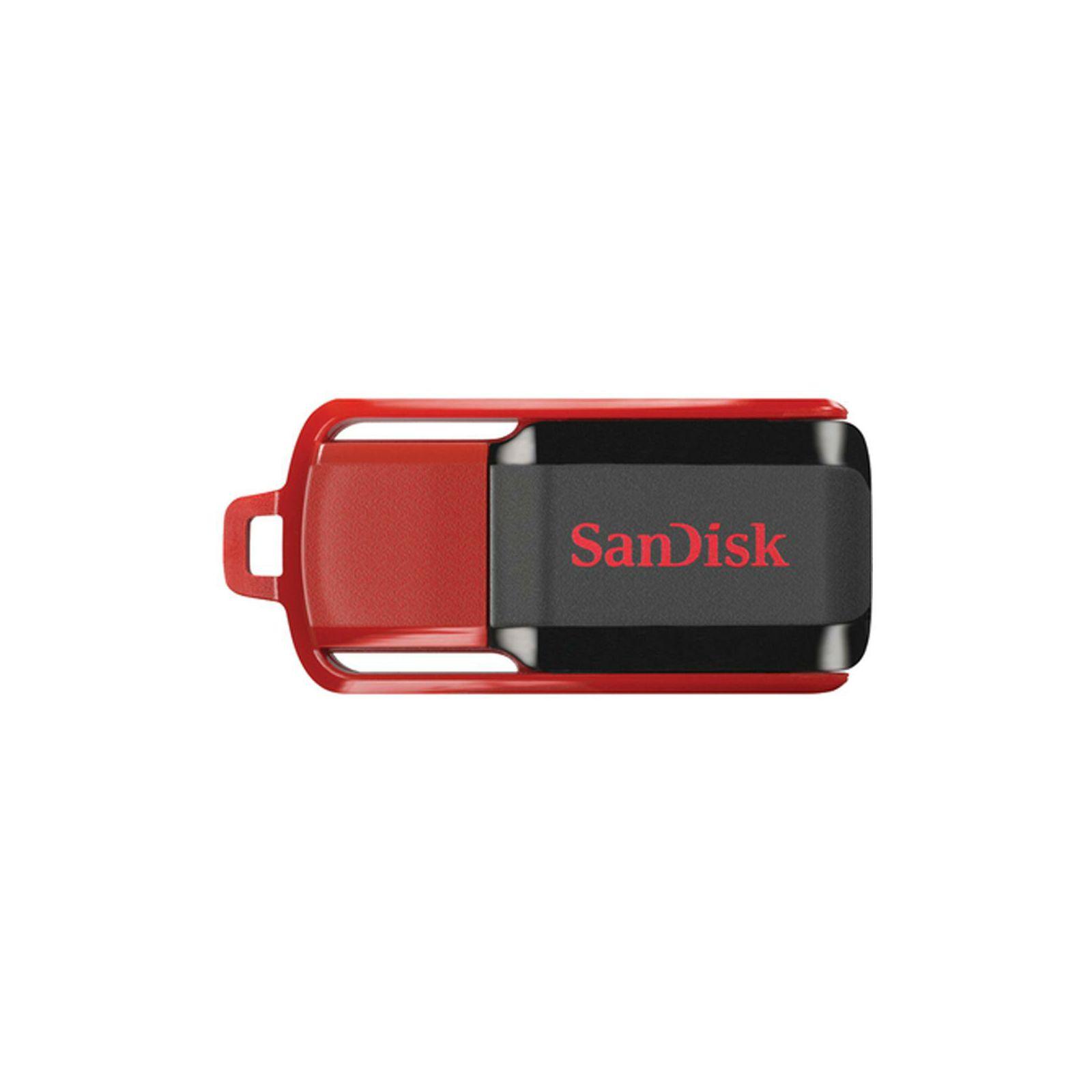 SanDisk Cruzer Switch 4GB SDCZ52-004G-B35 USB Memory Stick