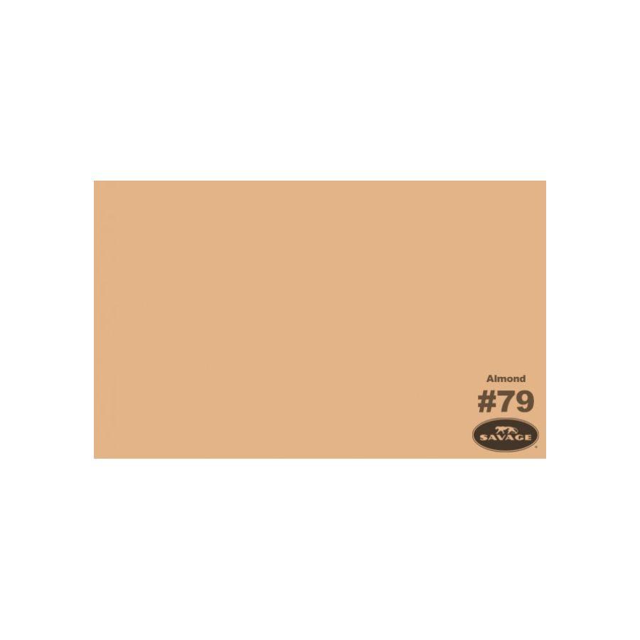 Savage bež (Almond) papirnata pozadina 1,36x11m