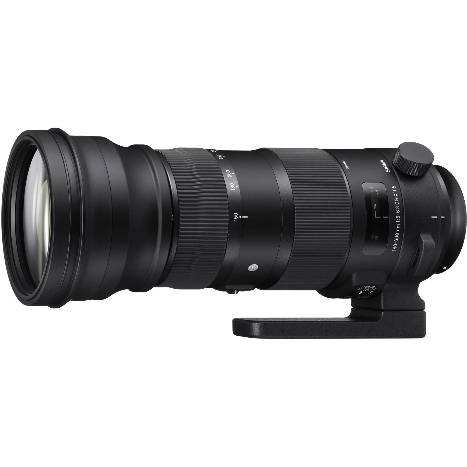 Sigma 150-600mm f/5-6.3 DG OS HSM Sport telefoto objektiv za Sigma SA zoom lens 150-600 F5-6.3 150-600/5,0-6,3 (740956)