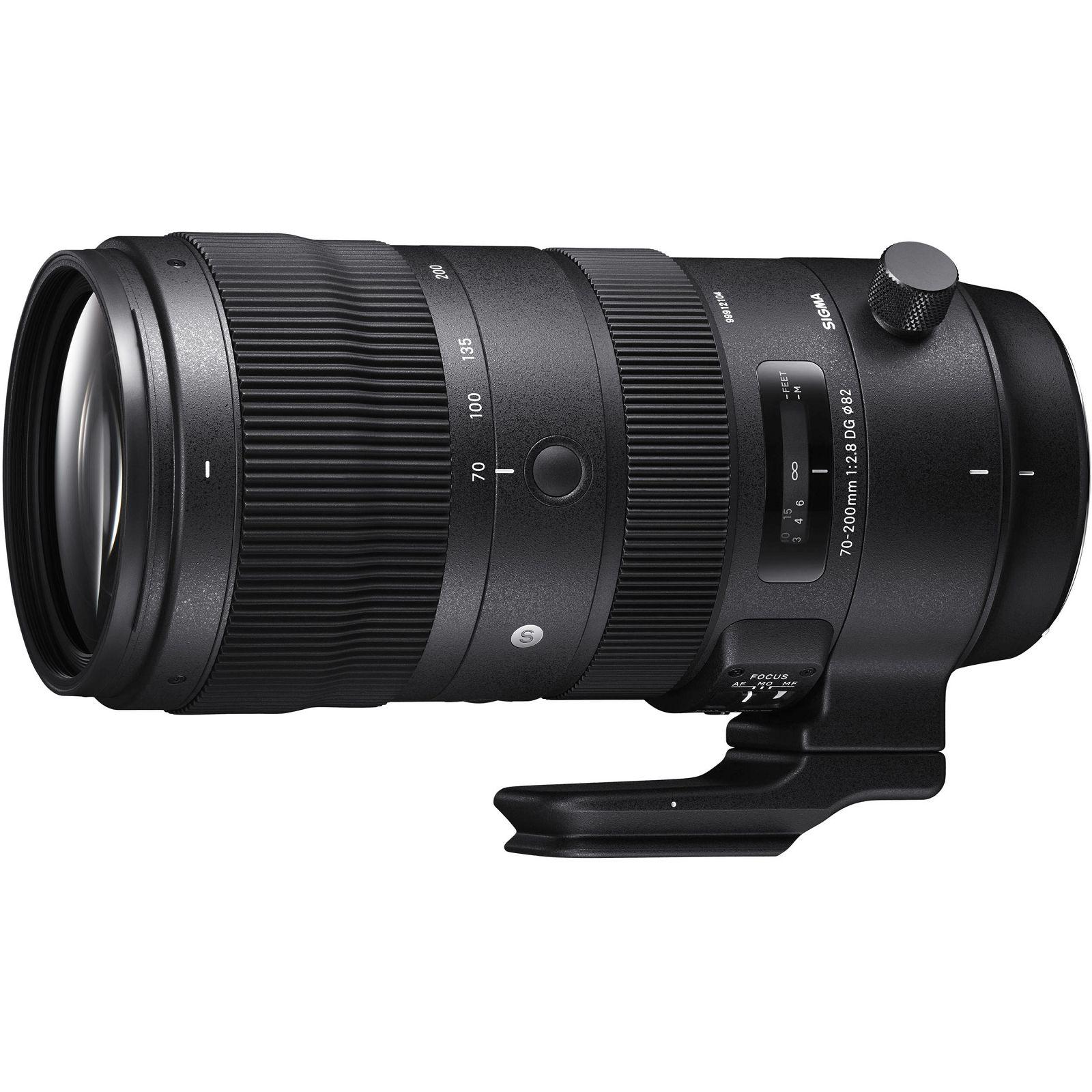 Sigma 70-200mm f/2.8 DG OS HSM Sport telefoto objektiv za Sigma SA (590956)