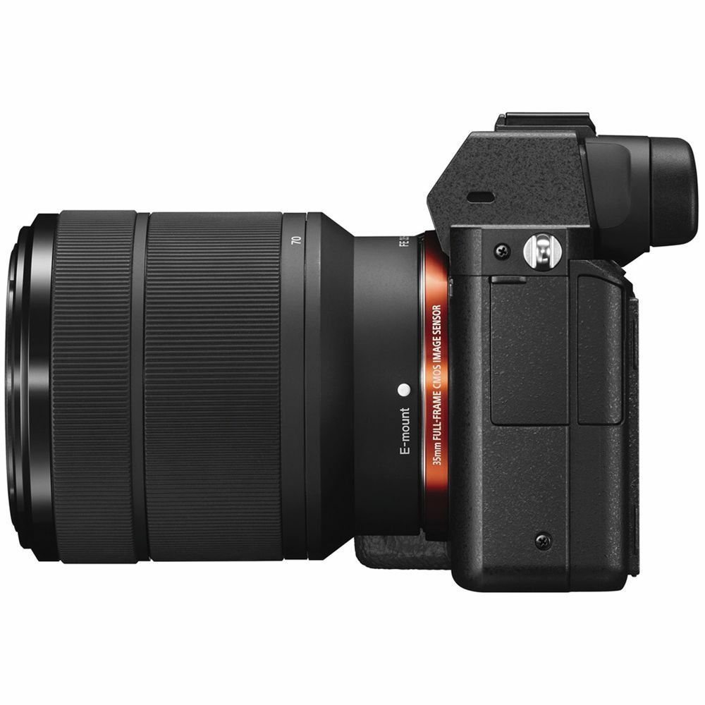 Sony Alpha A7 II + FE 28-70mm f/3.5-5.6 OSS Full Frame digitalni ...