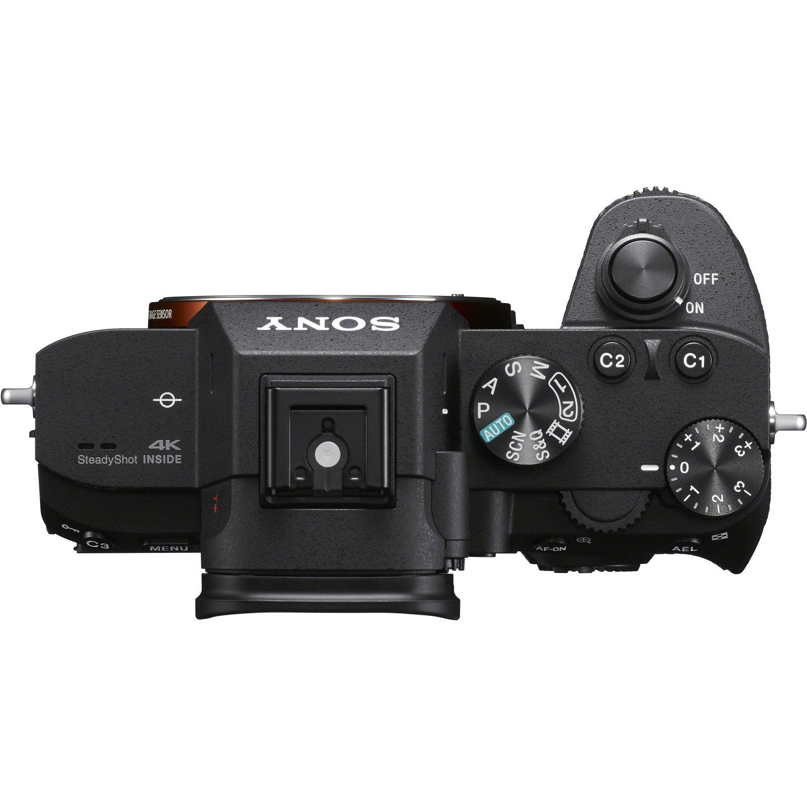 Sony Alpha a7 III Body Mirrorless Digital Camera DSLR Full Frame ...