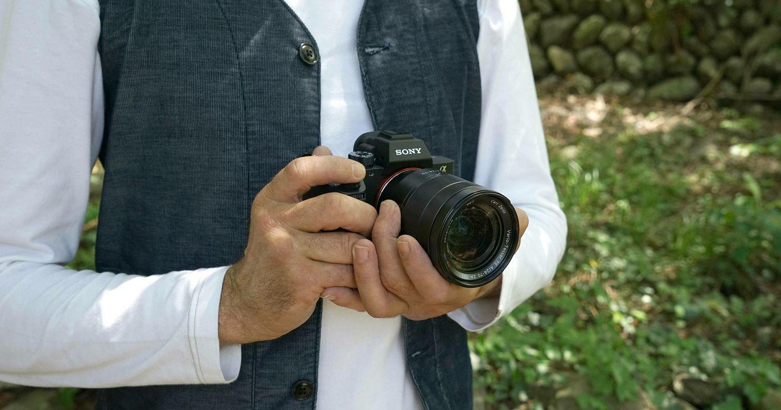 Sony Alpha a7R II Body Mirrorless Digital Camera bezrcalni digitalni  fotoaparat tijelo Full Frame a7RII Mk II 42MP UHD 4K ILCE-7RM2B ILCE7RM2B