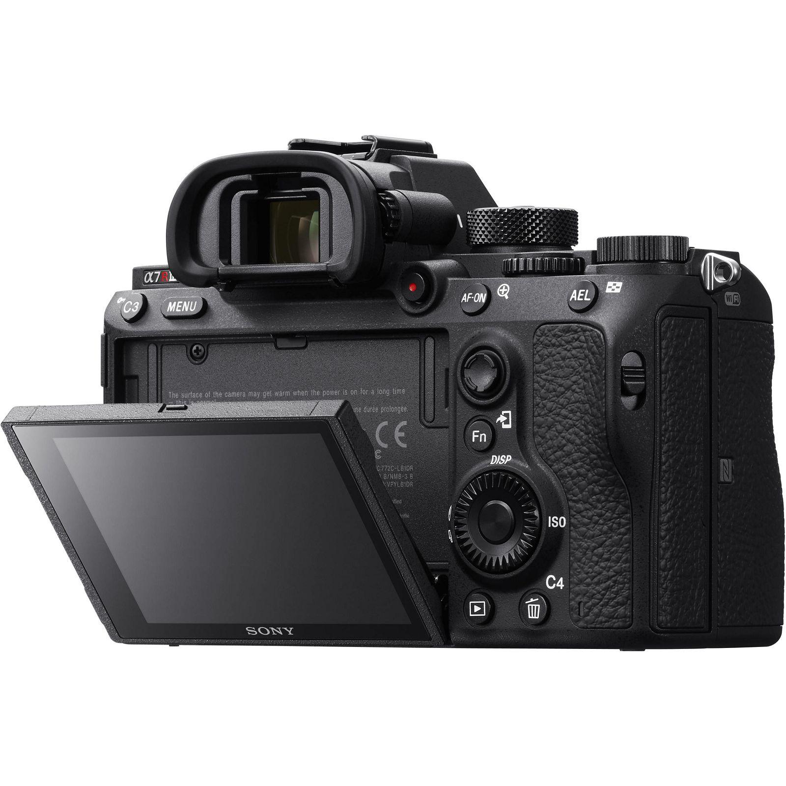 Sony Alpha a7R III Body 42MP 10fps UHD 4K Full Frame Digitalni ...