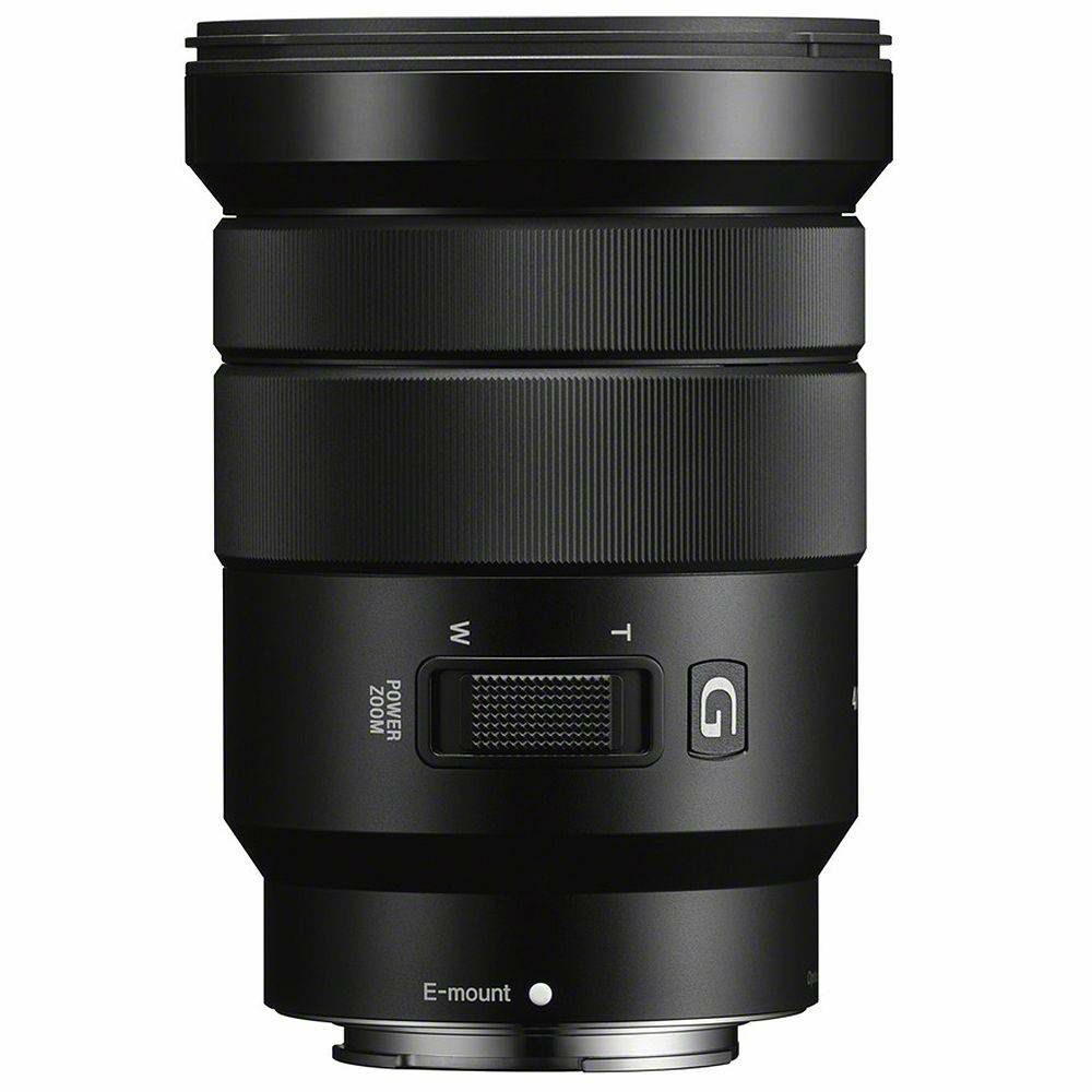 Sony E PZ 18-105mm f/4 G OSS objektiv za E-Mount 18-105 F4.0 4.0 f/4,0 SEL-P18105G SELP18105G (SELP18105G.AE)