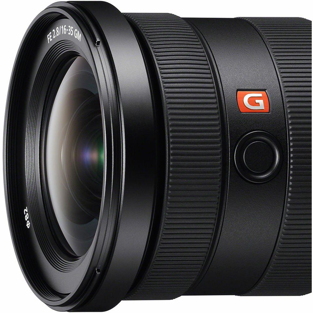 Sony FE 16-35mm f/2.8 GM E-mount Full Frame širokokutni objektiv ...