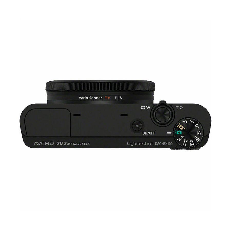 Sony DSC-RX100 20.2 MP Digital Camera foto