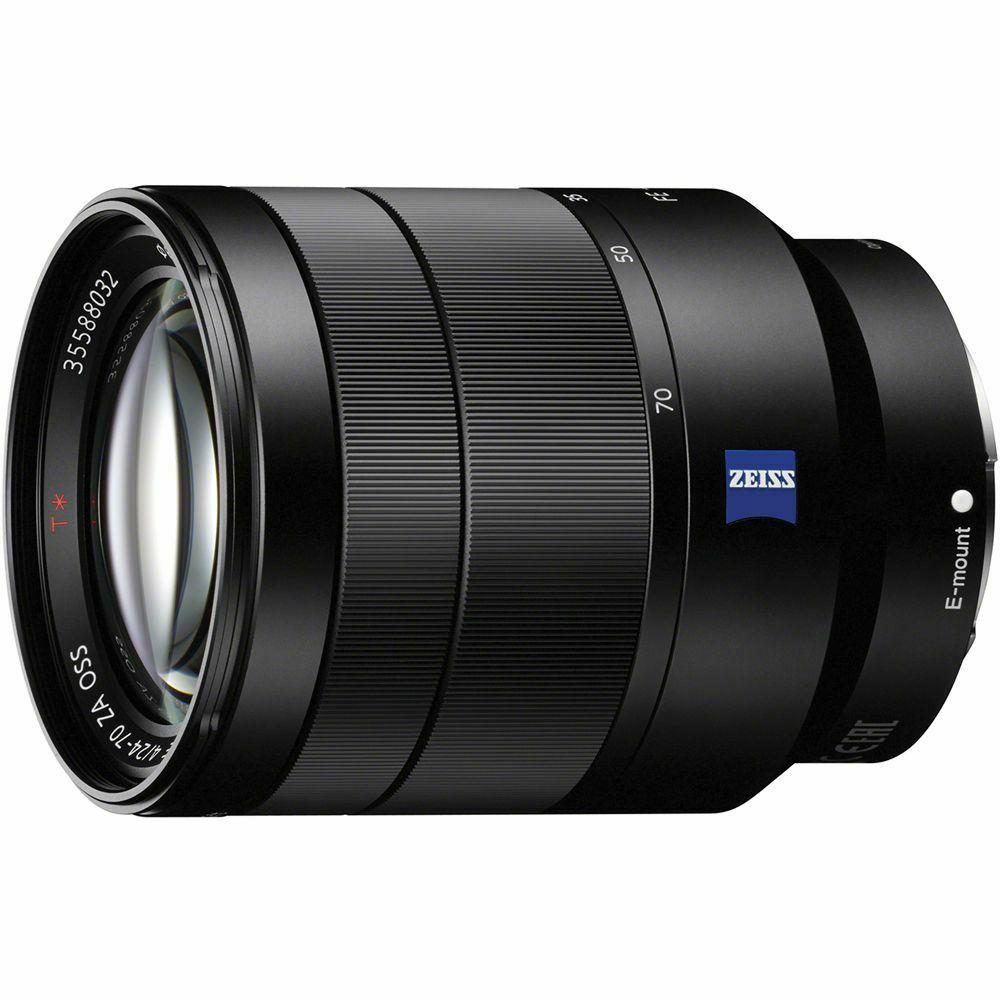 Sony FE 24-70mm f/4 ZA OSS Carl Zeiss Vario-Tessar T* objektiv za E-Mount 24-70 F4.0 4.0 f/4,0 SEL-2470Z SEL2470Z (SEL2470Z.AE)