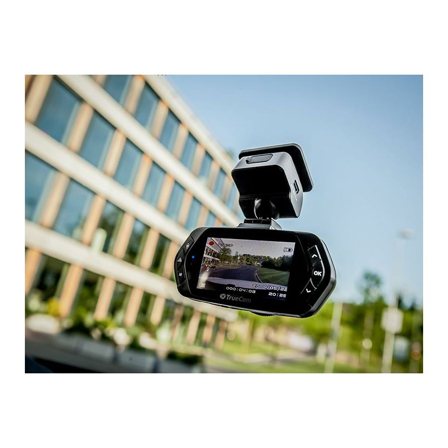Truecam A4 kamera za automobil, Full HD (1920x1080),G-Senzor, noćno snimanje, LCD monitor 2.7