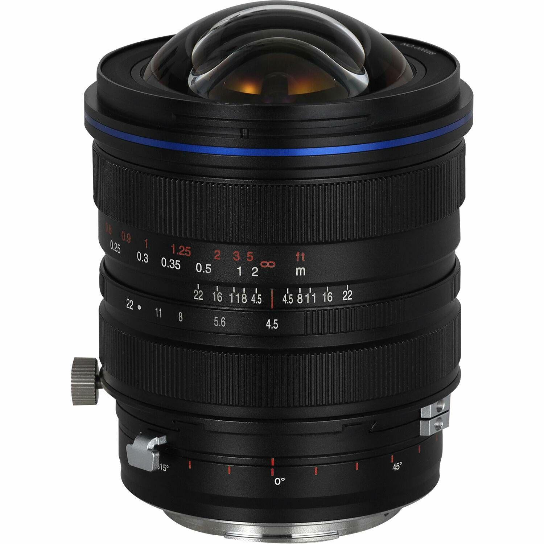 Venus Optics Laowa 15mm f/4.5 Zero-D Shift širokokutni objektiv za Canon EF