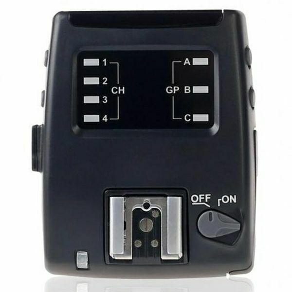 Voking Transceiver Canon TTL Receiver predajnik za bljeskalicu (VK-WF850CR)