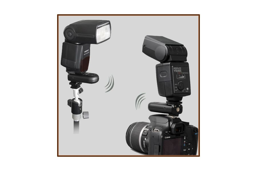 Yongnuo RF 603 C1 RF 603CX2 C1 Canon Wireless Flash