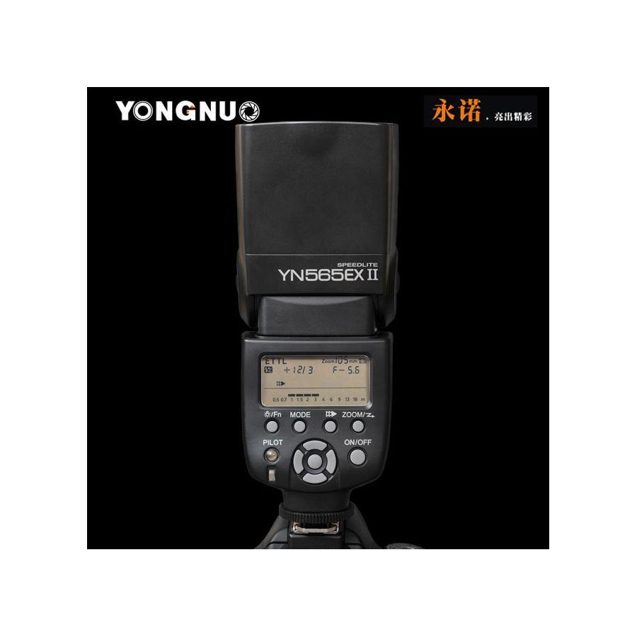 Yongnuo Speedlite Yn565ex Ii Nikon Blic Bljeskalica Yn 565ex Ttl Lcd For Canon Flash